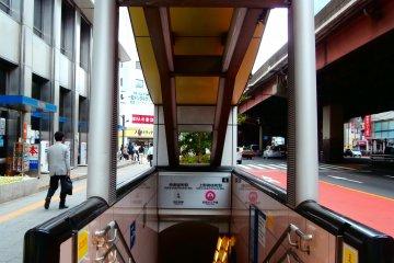 Naka-Okachimachi Station