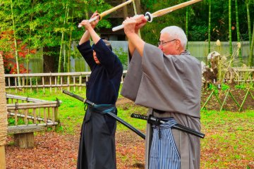 Learning from a Samurai