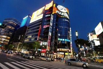 【东京吃喝玩乐】东京—血拼