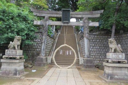 Kuil Shinagawa