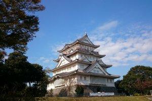 Chiba Castel - Chiba City Folk Museum