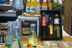 Berbagai macam produk yang terjangkau