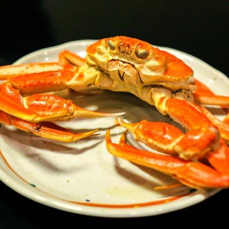 Thưởng thức ẩm thực vùng San'in