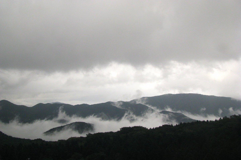 Вид со станции Овакудани
