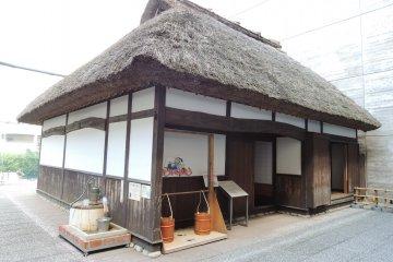 Meiji farmer's home
