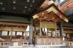 The public shrine for Daikoku