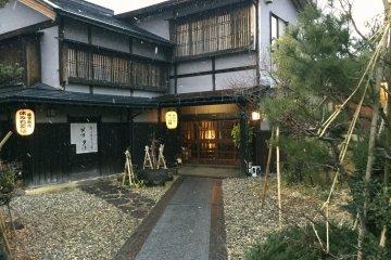 Khách sạn ẩm thực Tagoto
