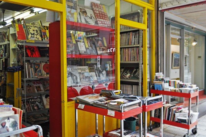Book Town in Jimbocho