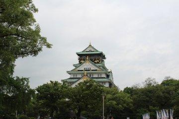 远望大阪城