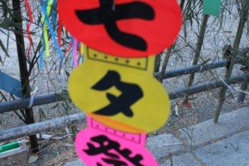 大阪人气活动之四天王寺七夕祭