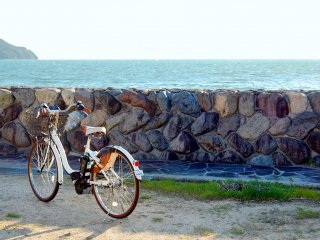 Explore Shodoshima by bicycle