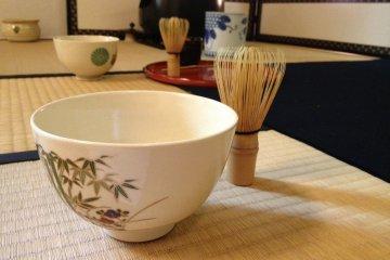 Kyoto Tea Ceremony at Room Juan
