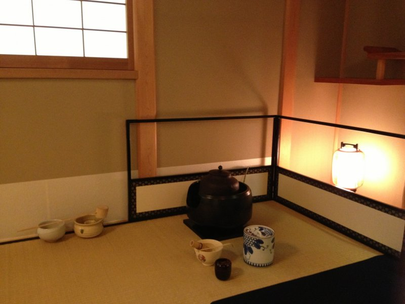 The Tea Ceremony Room Juan
