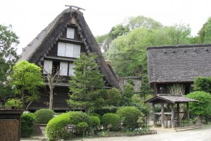 Дома из Ширакава-го