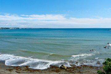 A beautiful beach!