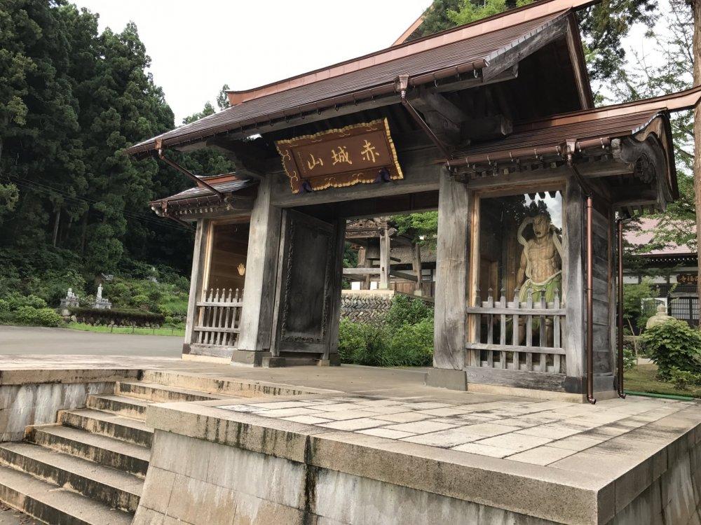 西福寺的夏日時光