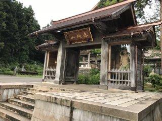 Summertime at Saifukuji