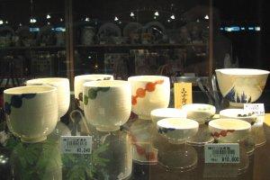 Керамика Киото