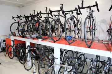 The best starting point for an Awaji bike tour.