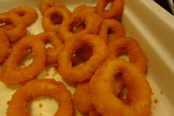 Or do you prefer onion rings?