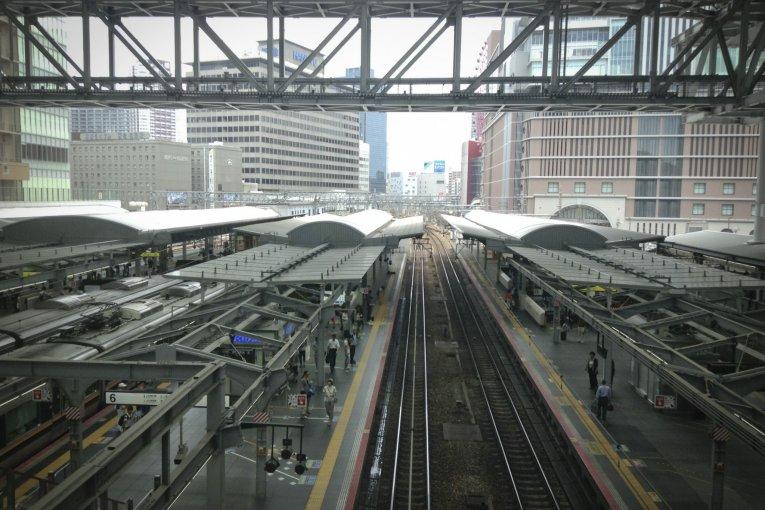 Stasiun Osaka