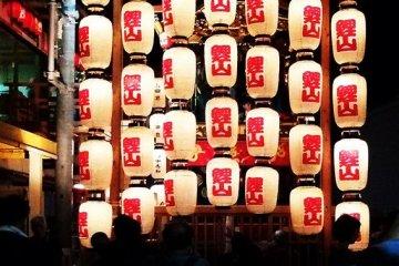 琵琶湖畔的大津祭由來