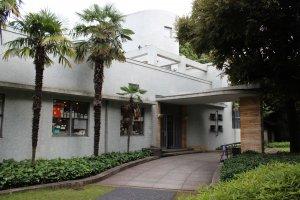 Bảo tàng Nghệ thuật đương đại Hara nằm tại tỉnh Kitashinagawa.