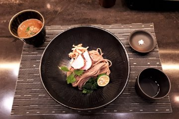 Mensho Ramen in Tokyo