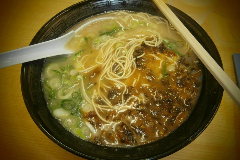 Nagahama Number One Ramen Shop