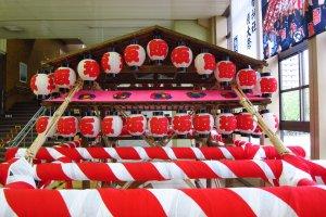 Lanterns for Hanabi