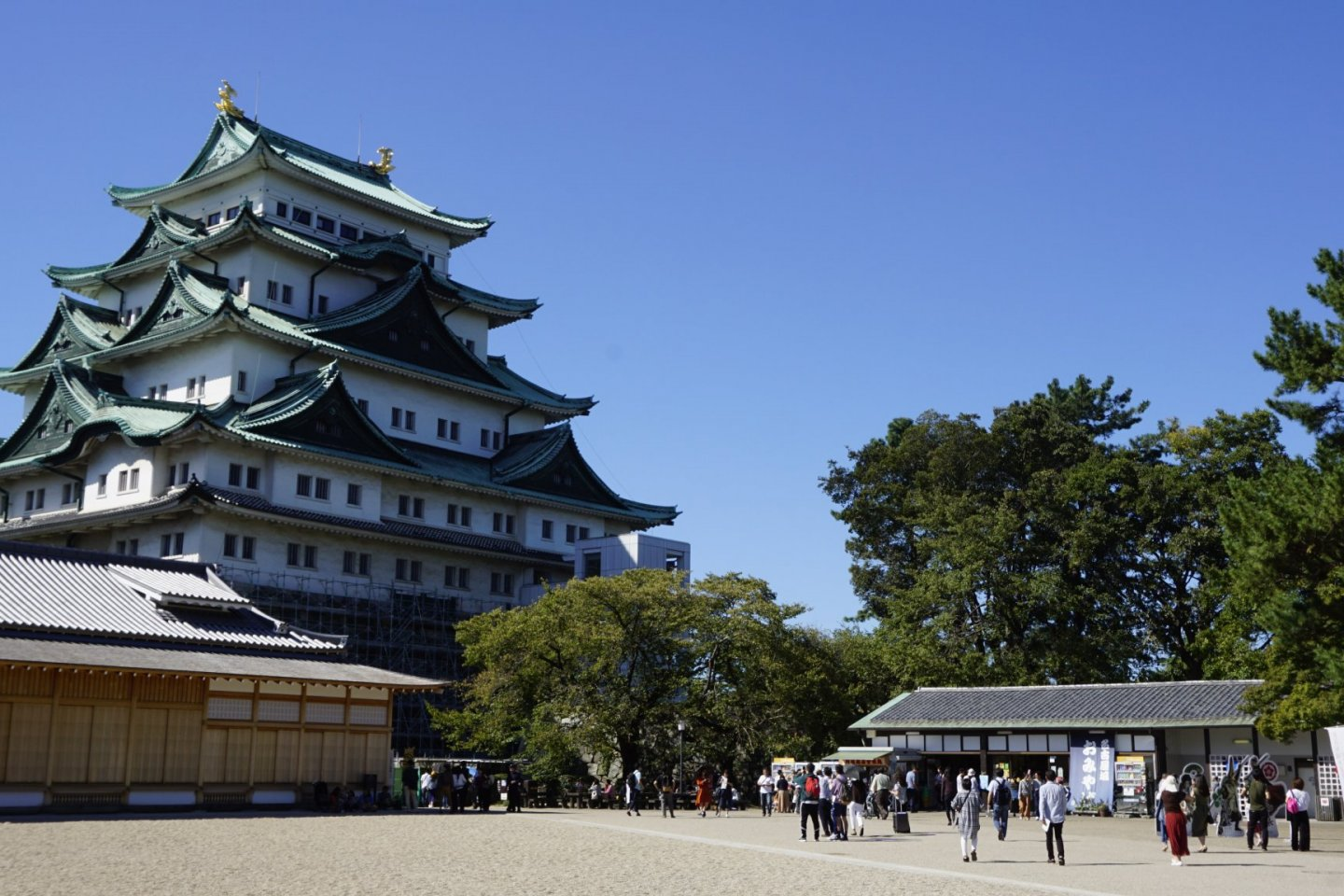 Nagoya Castle main keep