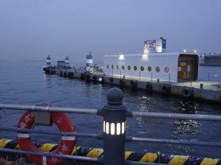 Sea Bass pier