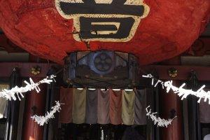 Mengintip sedikit ke dalam kuil