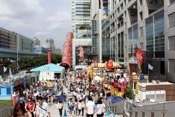 <p>The United Kingdom of Odaiba.&nbsp;Let the excitement begin!</p>