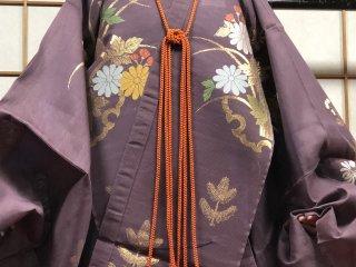Un magnifique Kimono