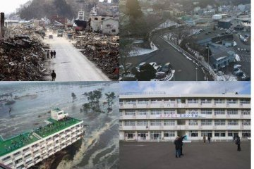 From devastation to reconstruction
