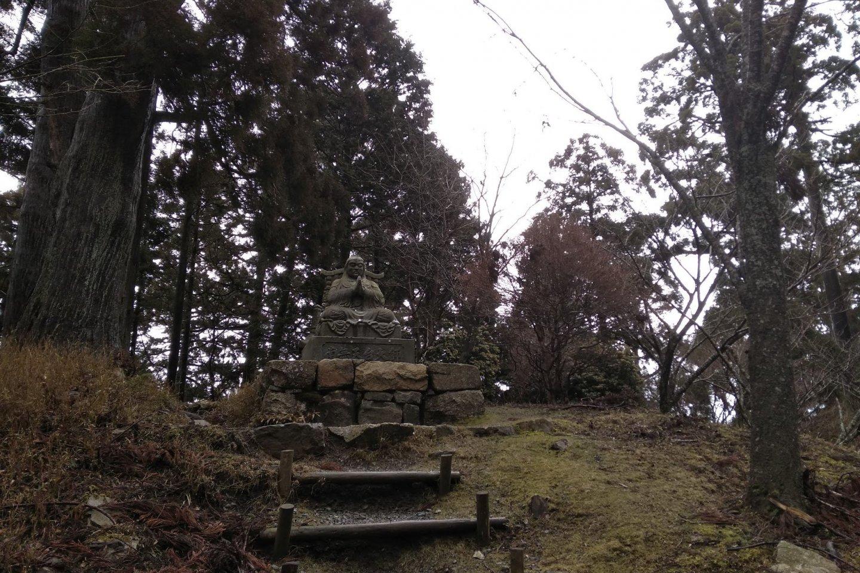 Through Hieizan to Enryakuji
