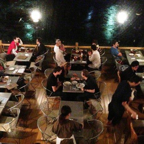 Nhà hàng Kyoto Pontocho Mimasuya