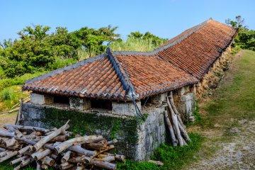 Yomitan Pottery Village in Okinawa