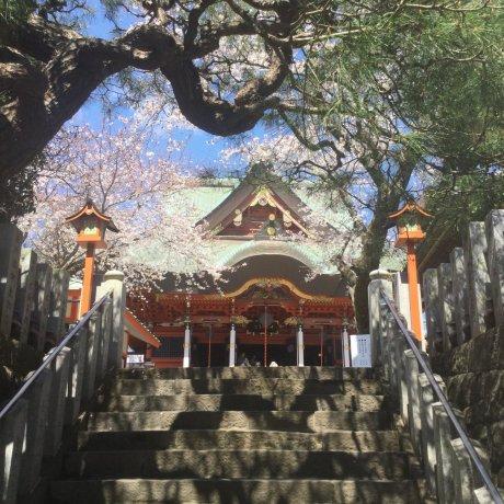 Fuse Benten Temple