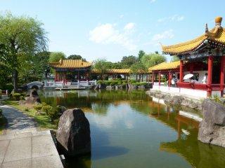 Daishi Koen's Shinshu-en