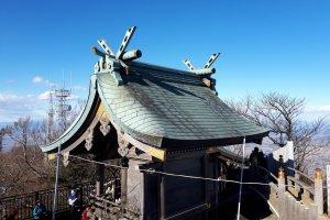 Summit shrine