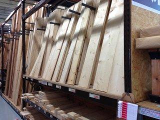 Got lumber?