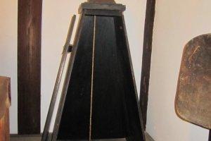 An early Meiji Period clock....still works!