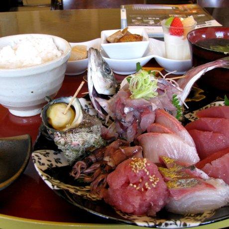 Популярные блюда японской кухни. Часть 1