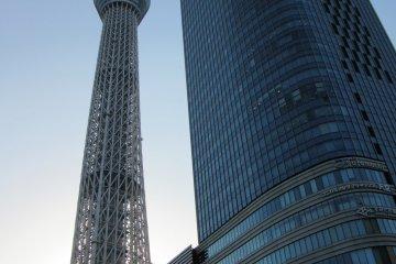 Башня Sky Tree