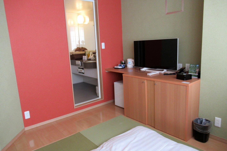 Приятное цветовое решение комнаты