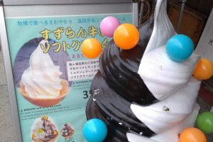 Ice cream cone type