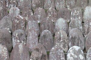 Старинные камни-надгробия, Сендай