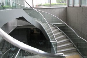 Интерьер здания